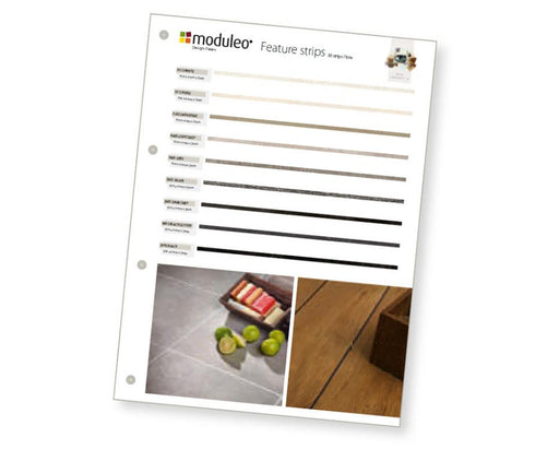 Moduleo Joint Feature Strips - Rickwood Flooring Furniture Blinds