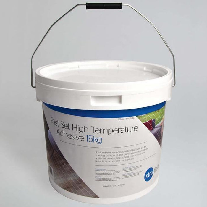 Xtrafloor™ 15kg High temperature adhesive - 45-60 SQM - Rickwood Flooring Furniture Blinds