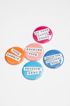 Civic Duty button set