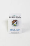 Cool Dog pin