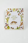 Happy Birthday Armadillo card