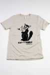 Cat and the Fiddle tee