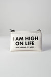 High on Life coin pouch