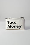 Taco Money coin pouch