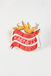 Never Mistake Kindness For Weakness Sticker