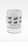 Moth in Motion 15 oz Mug