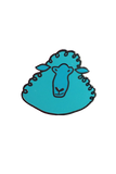 Sheep Lapel Pin