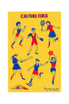 Sports Sticker Sheet