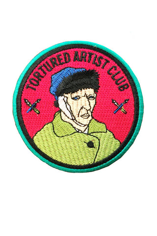 Tortured Artist Club Patch
