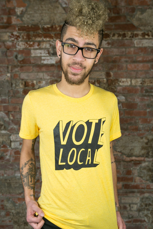 Vote Local Shirt