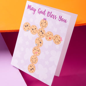 Blessings - Religious Card