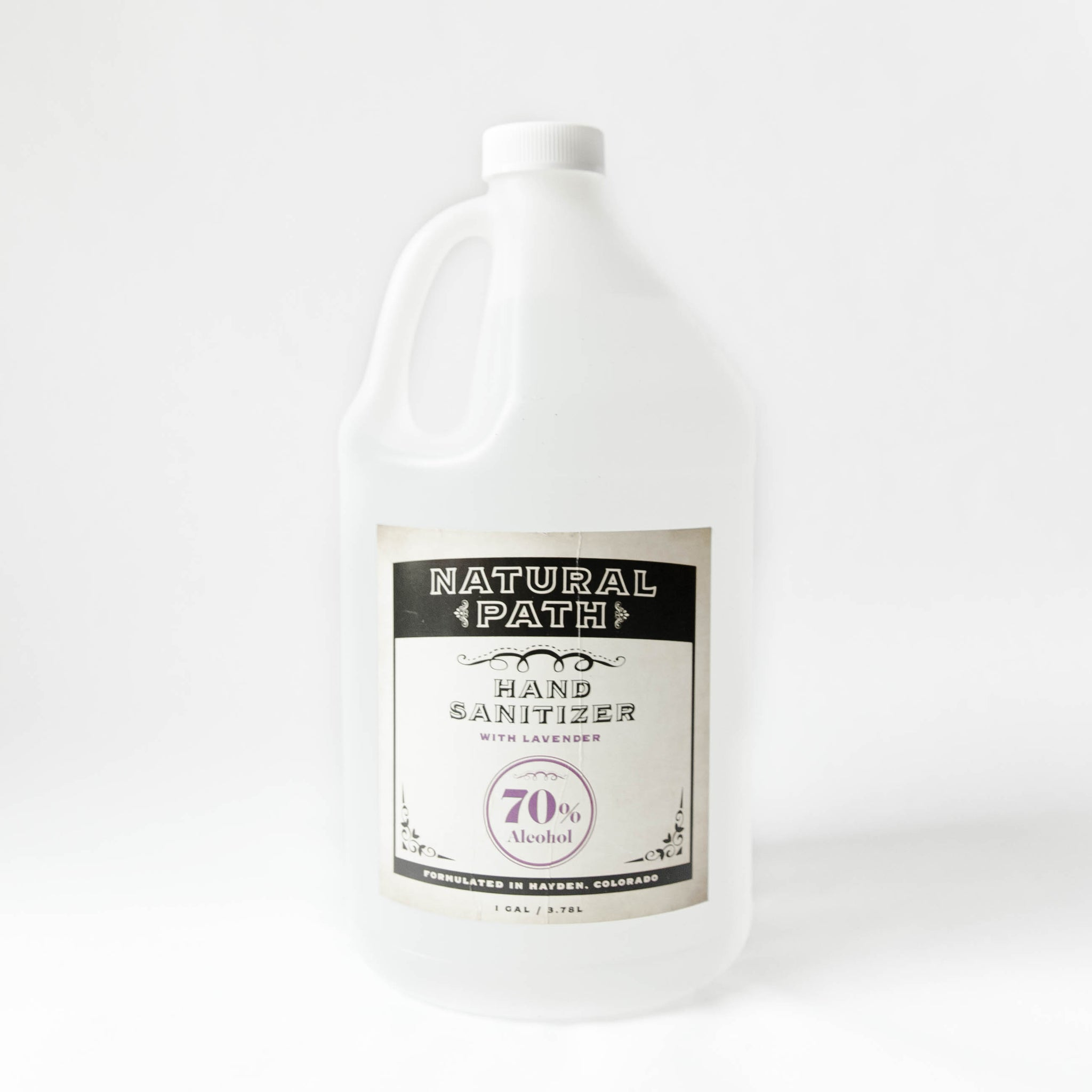 Gallon Jug Sanitizer