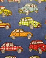 Tela estampada Coches 3