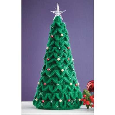 Crochet Christmas Tree Kit