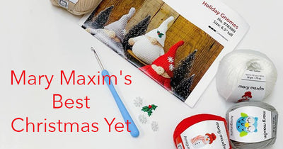 Mary Maxim's Best Christmas Yet