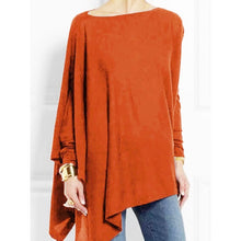 Load image into Gallery viewer, Women's Causal Long Sleeve Loose Shirt  (Also in Plus)