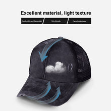 Load image into Gallery viewer, Ponytail Hat - Lace Back Hat