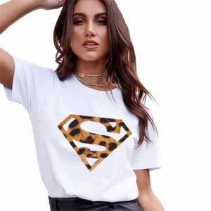 Women Fashion Graphic Print Vogue Tshirts - MULTIPLE STYLES