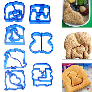 Sandwich Cutter Kids DIY Lunch Sandwich Toast