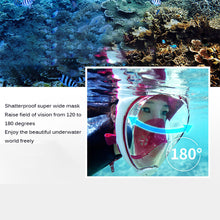 Load image into Gallery viewer, Diving Mask Scuba Mask Underwater Anti-Fog