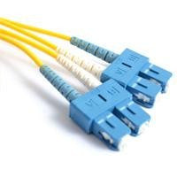 Single Mode SC-SC UPC duplex patch cable 3mm jacket