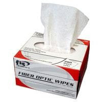 FIS Low Lint Wipes, 60 Boxes/Case