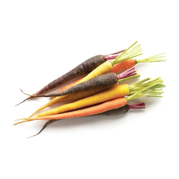 Baby Heritage Carrots