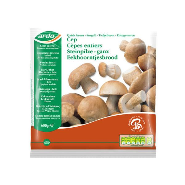 Frozen Cepes