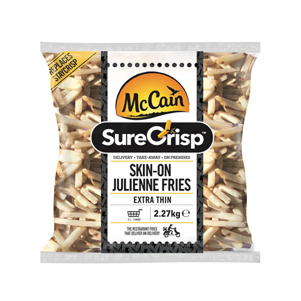 McCain Skin On Julienne Fries