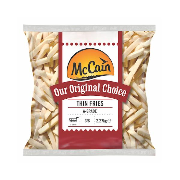 McCain 3/8 Thin Cut Fries