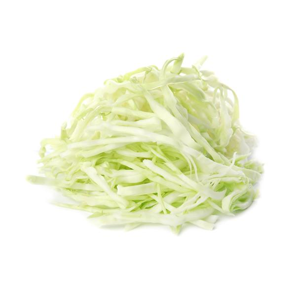Shredded White Cabbage
