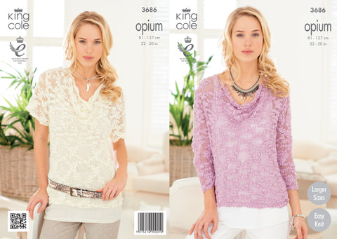 King Cole Opium Pattern 3686