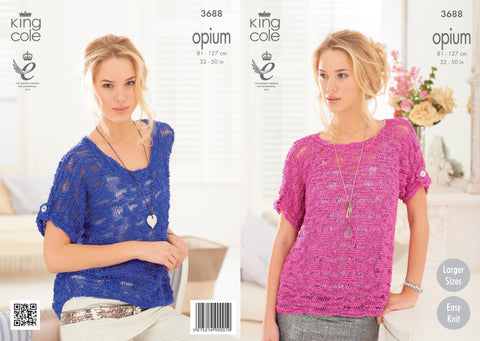 King Cole Opium Pattern 3688