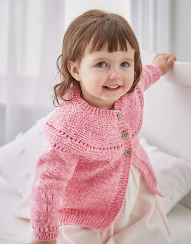 Sirdar Snuggly Heirloom Pattern 5326
