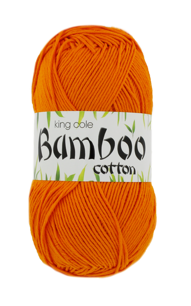 King Cole Bamboo Cotton DK 100g