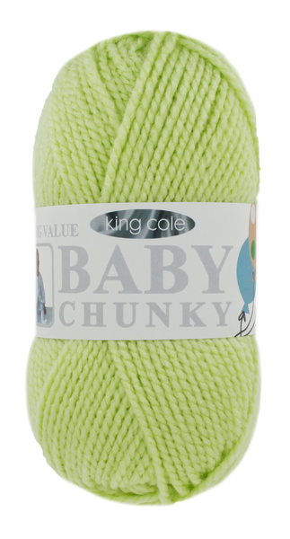 King Cole Big Value Baby Chunky 100g