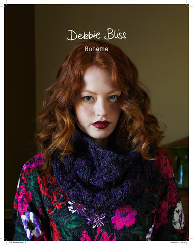 Debbie Bliss Boheme Book