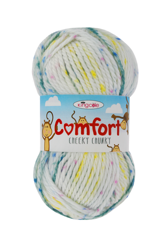 King Cole Comfort Cheeky Chunky 100g