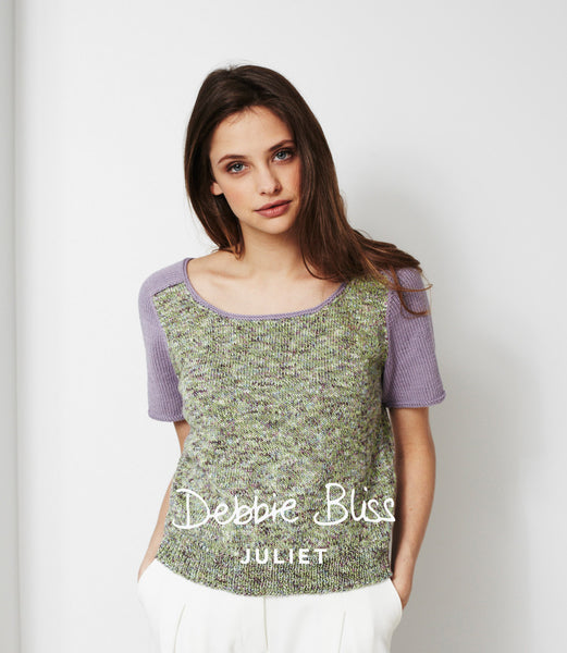 Debbie Bliss Juliet Pattern DB021