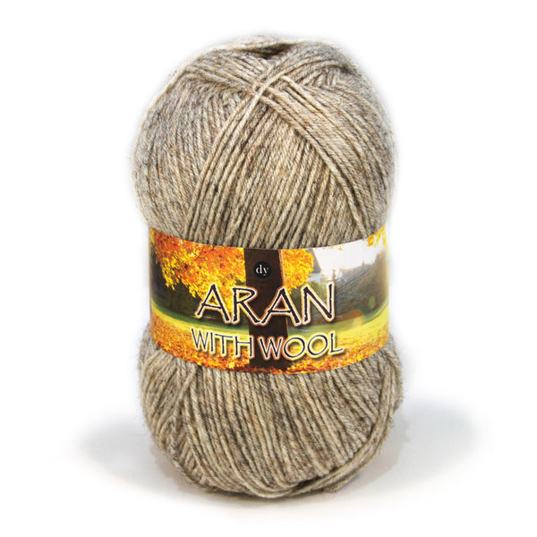 DY Choice Aran With Wool 400g