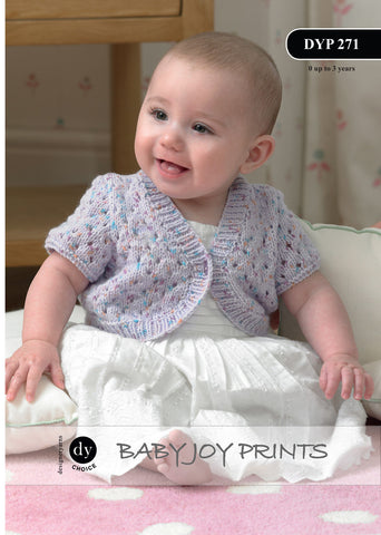DY Choice Baby Joy Prints Pattern DYP271
