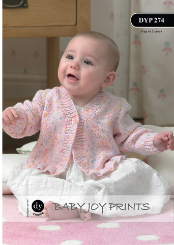 DY Choice Baby Joy Prints Pattern DYP274