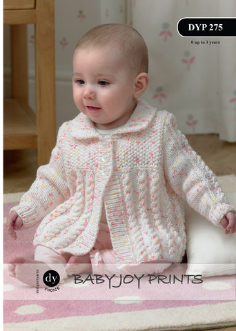 DY Choice Baby Joy Prints Pattern DYP275
