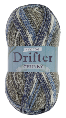 King Cole Drifter Chunky 100g