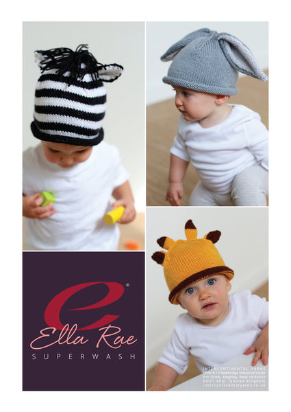 Ella Rae Superwash Pattern ER16-01