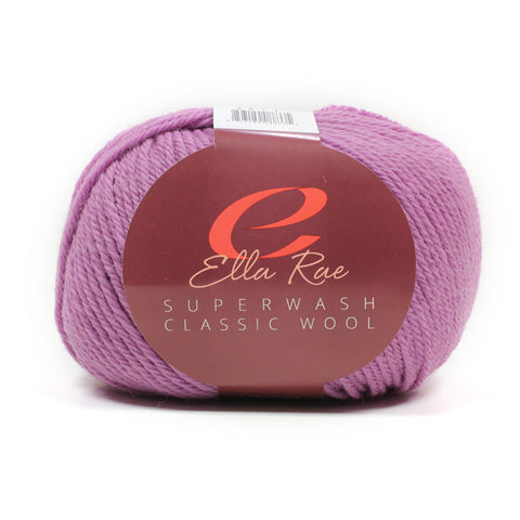Ella Rae Superwash Classic Wool 100g