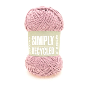 Sirdar Simply Recycled Cotton Rich Aran 50g