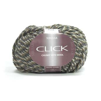Sirdar Click Chunky With Wool