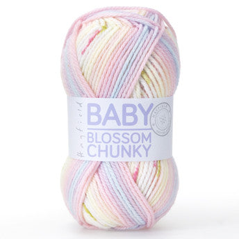 Hayfield Baby Blossom Chunky 100g