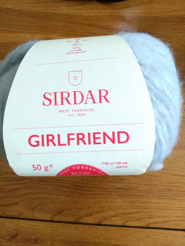 Sirdar Girlfriend 50g